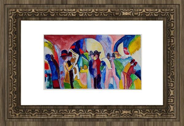 Echter Mrugalla: von » Kunst, Gemälde, Plastik