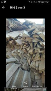 Eichenbrennholz 5 Ster