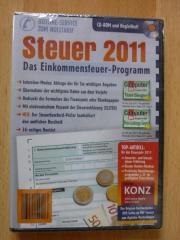 Einkommensteuer-Programm 2011,