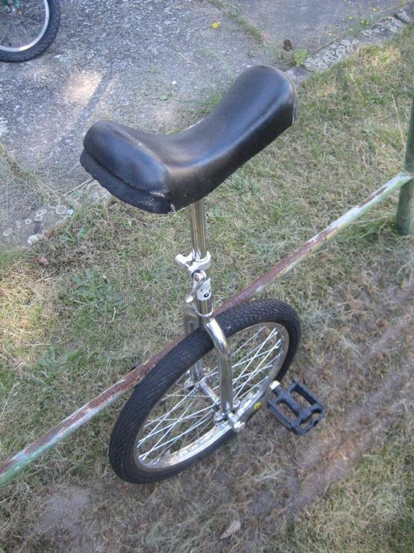 Einrad, Rad, 20 » Sonstige Fahrräder