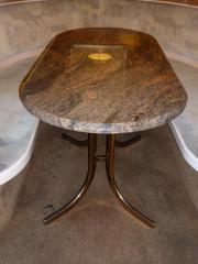 Eiscafé-Tische, bwz.