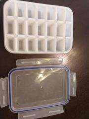 Eiswürfel Form