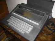 Elektrische Schreibmaschine SIGMA