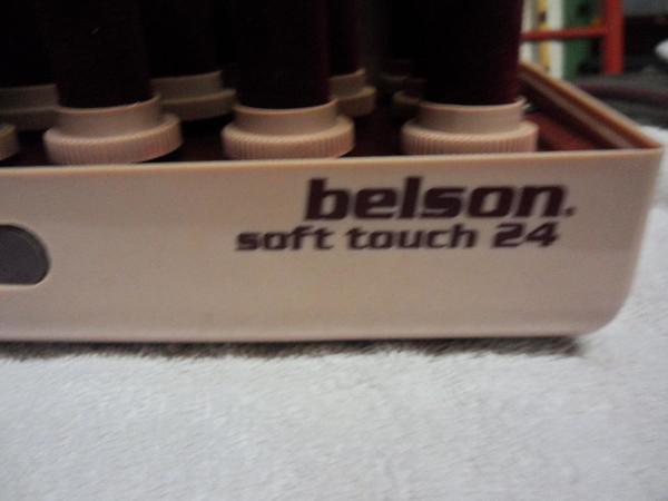 ELEKTRISCHER LOCKENWICKLER Belson Soft Touch