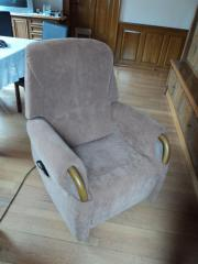 elektrischer Sessel abzugeben