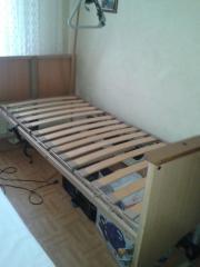 elektrisches krankenbett haushalt m bel gebraucht und neu kaufen. Black Bedroom Furniture Sets. Home Design Ideas