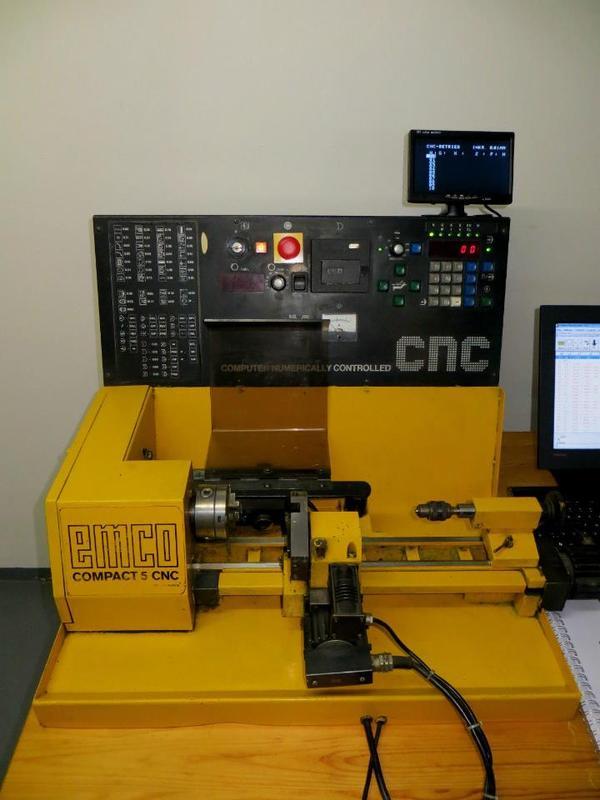 emco compact 5 cnc drehmaschine in karlstein produktionsmaschinen kaufen und verkaufen ber. Black Bedroom Furniture Sets. Home Design Ideas