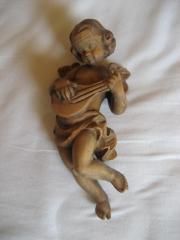 Engel aus Holz,