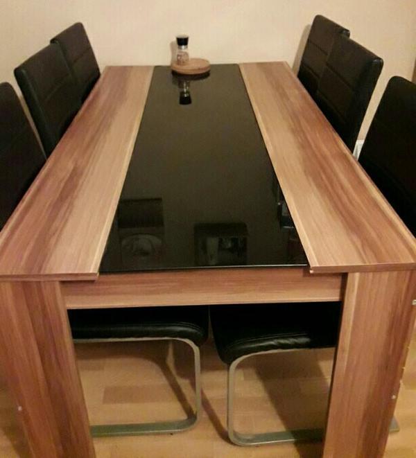 esstisch weiss kleinanzeigen familie haus garten. Black Bedroom Furniture Sets. Home Design Ideas