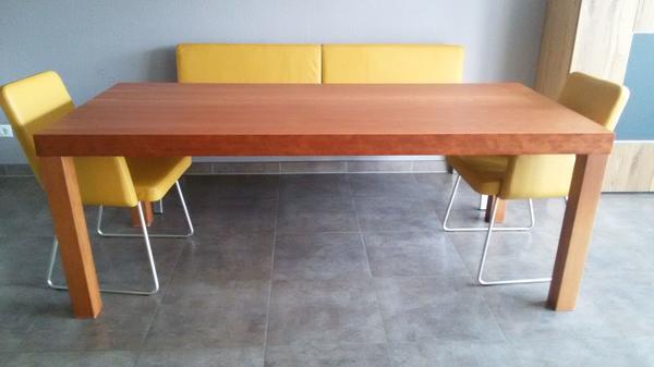 Esszimmertisch, Kirschbaum, Wie neu! 200*90 cm gebraucht kaufen  71083 Herrenberg