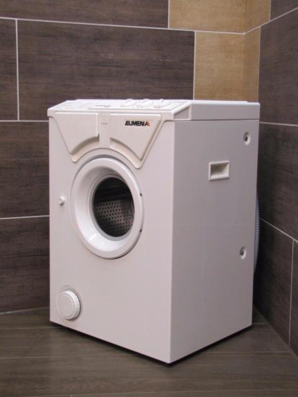Mini waschmaschine frontlader