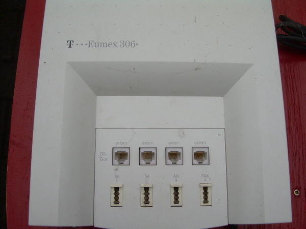 Eumex Telefonanlage