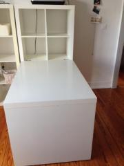 Schreibtisch ikea mit regal  Ikea Expedit Schreibtisch | tentfox.com