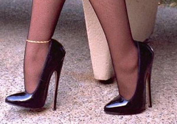 Extreme High Heels 16 5 Cm Absatz In Munchen Schuhe Stiefel