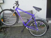 Fahrrad an Bastler