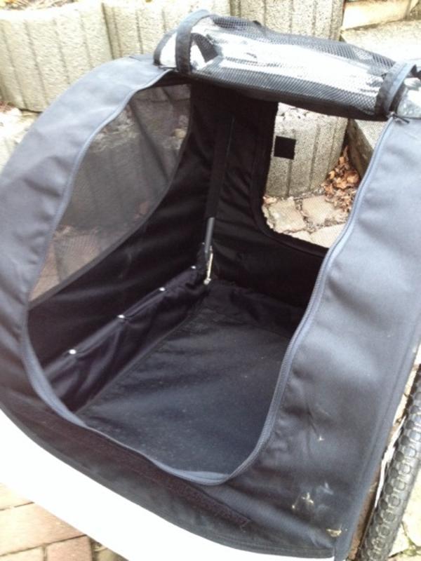 fahrrad anh nger hunde in waldbronn zubeh r f r. Black Bedroom Furniture Sets. Home Design Ideas