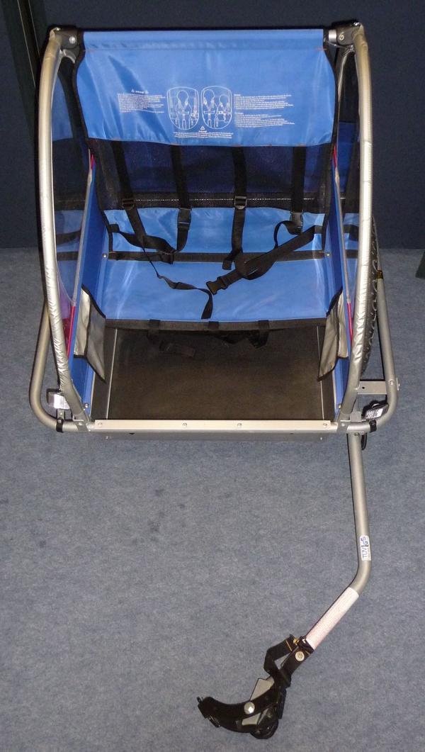 kinder fahrradanh nger neu und gebraucht kaufen bei. Black Bedroom Furniture Sets. Home Design Ideas