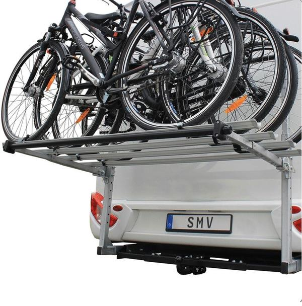fahrradtr ger f r 2 e bike klappbar tr ger 130kg wohnmobil reisemobil in melle wohnmobile. Black Bedroom Furniture Sets. Home Design Ideas