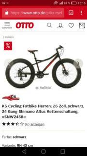 Fatbike KS Cycling