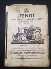 Fendt Dieselros F