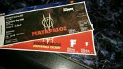 Festival Ticket Matapaloz
