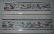 Fliesenbordüre hell-marmor-