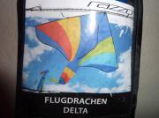 Flugdrachen Delta, originalverpackt