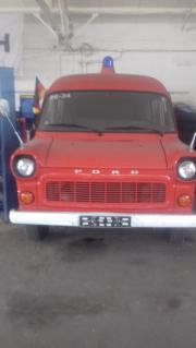 Ford Transit Oldie