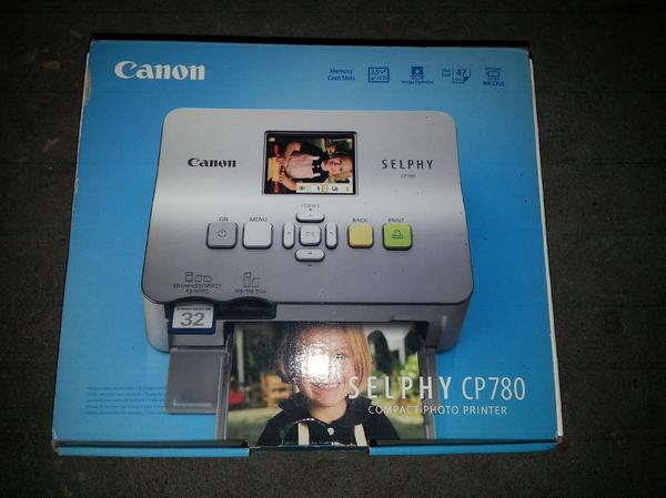 Fotodrucker NEU CANON Fotodrucker