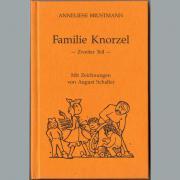 Frankfurter Mundart-Buch Familie Knorzel - Zweiter