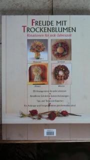 Freude mit Trockenblumen Kreationen für