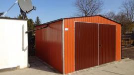 garage blechgarage metallgarage schuppen fertiggarage lager 5x6m. Black Bedroom Furniture Sets. Home Design Ideas