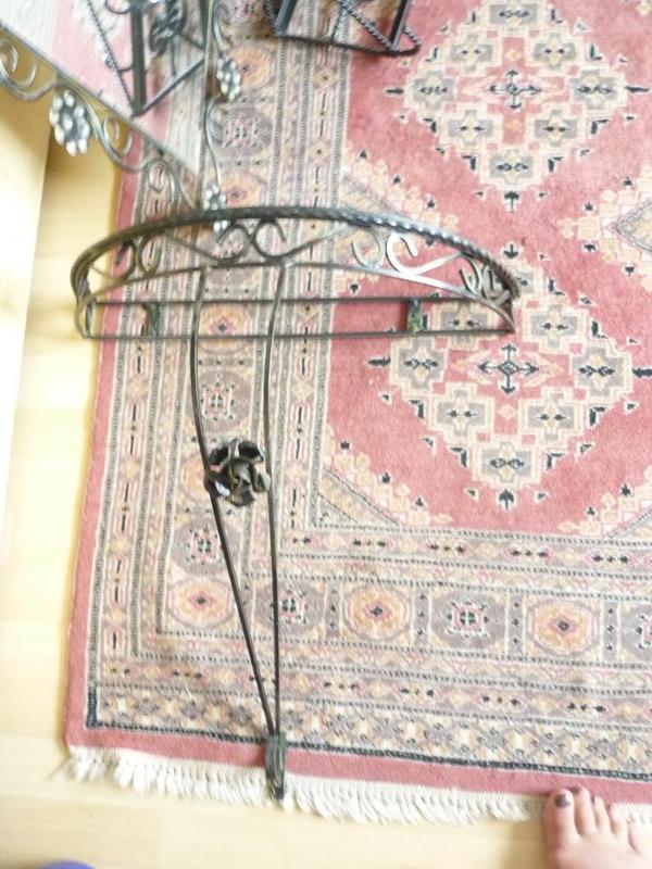garderobe schmiedeeisen ankauf und verkauf anzeigen billiger preis. Black Bedroom Furniture Sets. Home Design Ideas