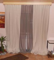 Transparente Gardine   Haushalt & Möbel   gebraucht und neu kaufen