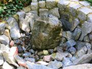 Gartenbrunnen, Quellstein, Wasserspiel