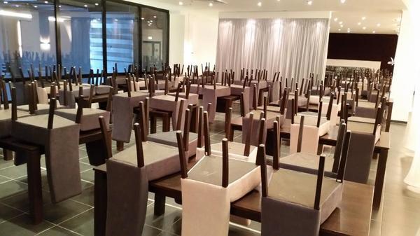 gastro einrichtung m bel restaurant bistro tische st hle. Black Bedroom Furniture Sets. Home Design Ideas