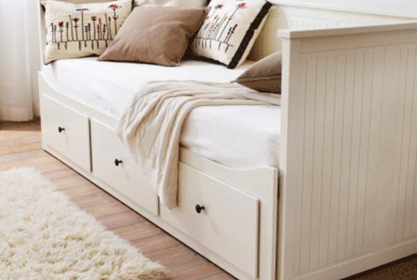 Ikea sofabett hemnes  Gebrauchtes Hemnes Gästebett + 2 Matrazen in Stuttgart - IKEA ...