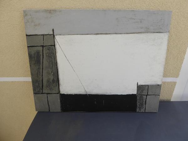 """Gemälde """"Cornish Harbour"""", c. 1951 by William Scott zu verkaufen, ABSTRAKTER EXPRESSIONISMUS - Dossenheim - Gemälde von William Scott:""""Cornish Harbour"""" auf Leinwand an Selbstabholer in Dossenheim für 100 EUR zu verkaufen. Vor 3-4 Monaten wurde das Gemälde bei art,com für 149,99 Dollar gehandelt. Ein Kunstdruck ohne Keilleinwand wurde für 82 Do - Dossenheim"""