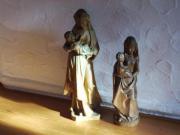 Geschnitzte Madonna ca 35 cm