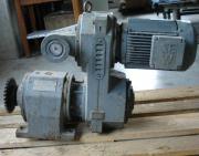 Getriebemotor SEW Eurodrive R703 VZ21