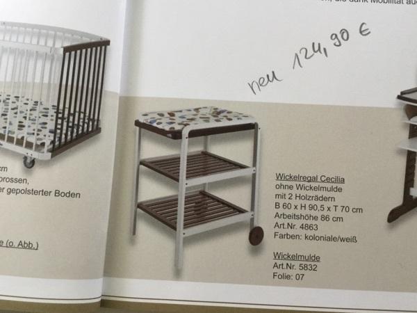 geuther wickeltisch ankauf und verkauf anzeigen billiger preis. Black Bedroom Furniture Sets. Home Design Ideas