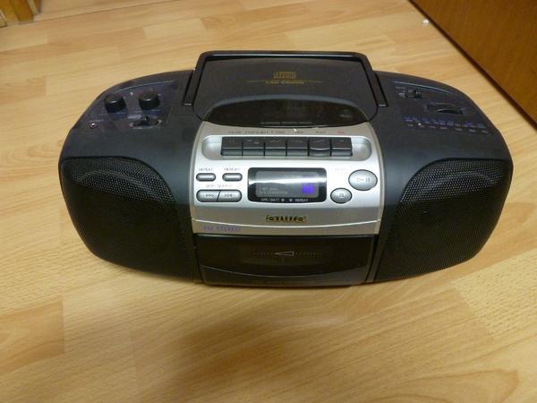 radio kassette gebraucht kaufen nur 4 st bis 65 g nstiger. Black Bedroom Furniture Sets. Home Design Ideas