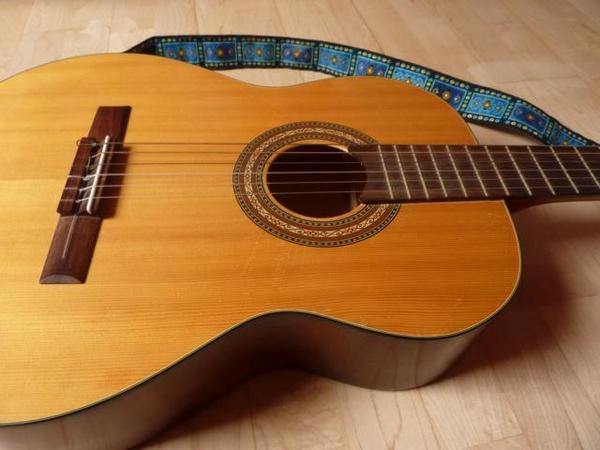 Gitarre von Ostertag in Bruchsal - Gitarren/-zubehör kaufen und ...