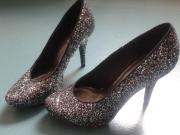 glitter - High Heels Gr 38