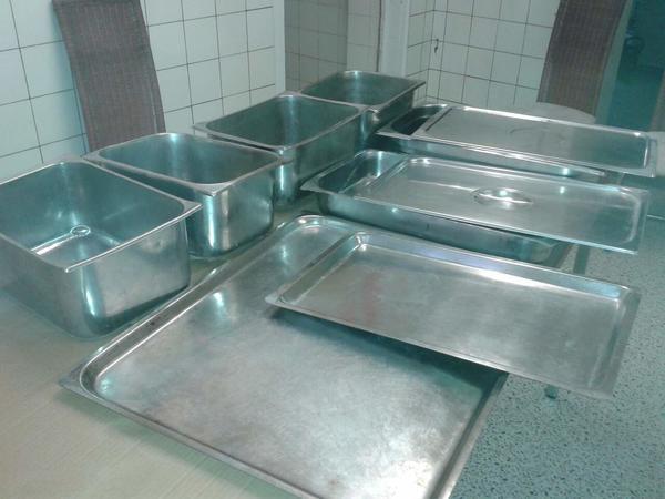 gn behälter gastronomie edelstahl für küche und restaurant ! in ... - Gastronomie Küche Kaufen