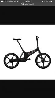 Gocycle Ebike G2