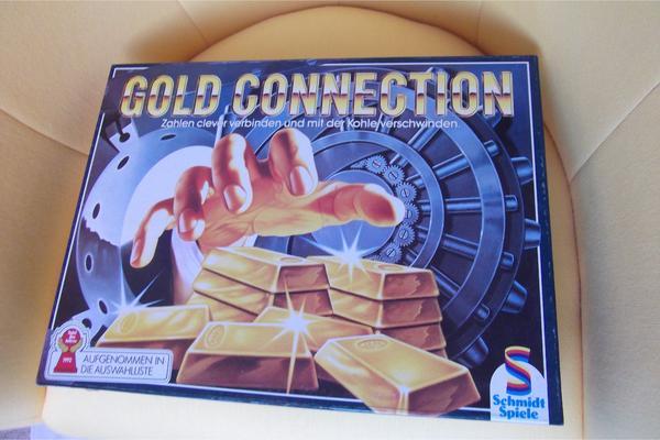 gold connection in stuttgart gesellschaftsspiele kaufen und verkaufen ber private kleinanzeigen. Black Bedroom Furniture Sets. Home Design Ideas