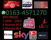 GOLD IPTV FLÜSSIG