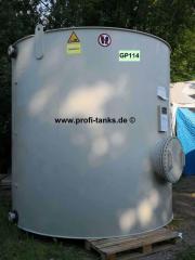 GP114 gebrauchter 16 300L PP-H-Tank