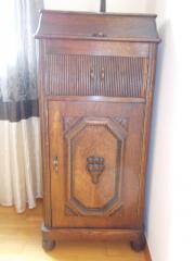 Grammophonschrank antik